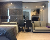 FOR RENT IDEO SATHORN THAPRA Studio 22 Sqm. 10,500