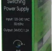 PM-024S-1.2 : Single Phase Switching Power Supply