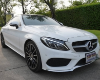 BENZ #C250 2017 COUPE AMG DYNAMIC