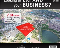 Looking to Expand your Business, Land Investment, 7.34 acres land