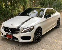 Mercedes-Benz C43 Coupe AMG ปี 2018