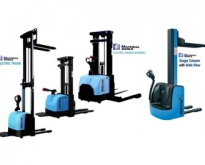 Electric Stacker รถยกสูง stacker