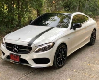 Mercedes-Benz C43CoupeAMGปี2018